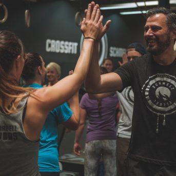 Bild der Dankstelle CrossFit Schmelztiegel