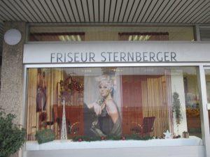 Logo der Dankstelle Salon Renate Sternberger