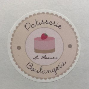Logo der Dankstelle Pâtisserie La Flamm