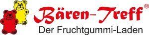 Logo der Dankstelle Bären-Treff. Der Fruchtgummi-Laden