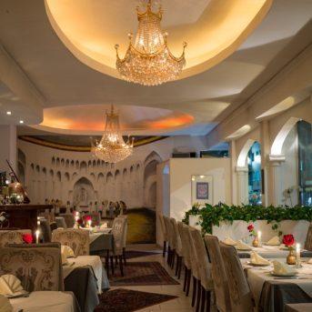 Bild der Dankstelle Restaurant Darwisch