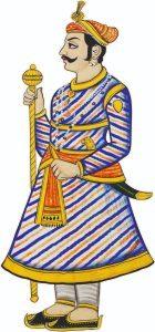 Logo der Dankstelle Maharaja