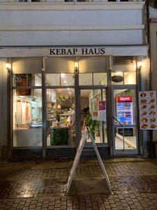 Logo der Dankstelle Kebap Haus