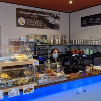 Bild der Dankstelle Coffee In