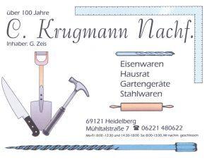 Logo der Dankstelle C. Krugmann Nachfolger
