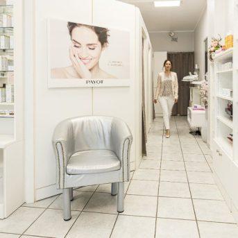 Bild der Dankstelle Kosmetik Becker