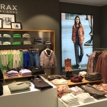 Bild der Dankstelle BRAX Store
