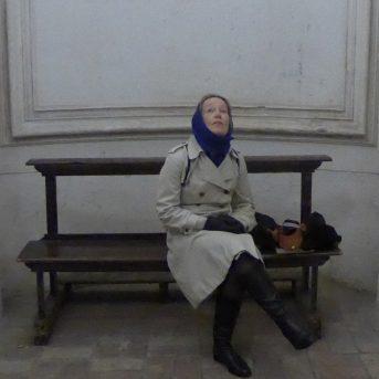 Bild der Dankstelle Ulrike Wälde ist freiberuflich tätig als Sprecherin/Sprachgestalterin