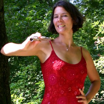 Bild der Dankstelle Barbara Rosnitschek, Querflöte, klass. Musikerin