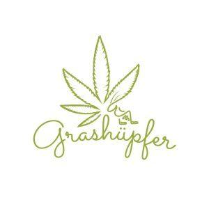 Logo der Dankstelle Grashüpfer