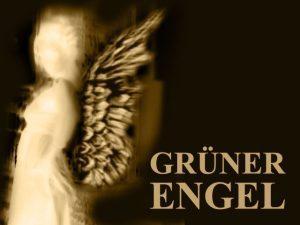 Logo der Dankstelle Galerie Grüner Engel – der Absintheladen