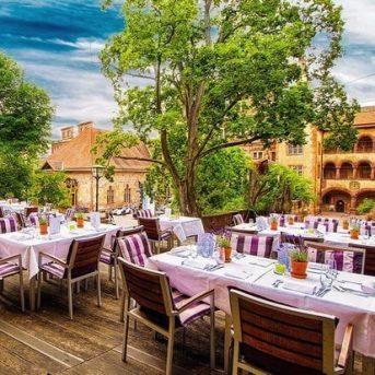 Bild der Dankstelle Heidelberger Schloss Restaurants & Events GmbH & Co. KG