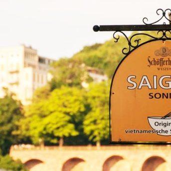 Bild der Dankstelle Saigon Sonne