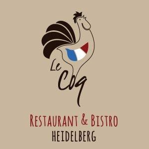 Logo der Dankstelle Le Coq Restaurant