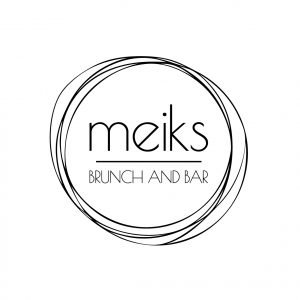 Logo der Dankstelle meiks BRUNCH AND BAR