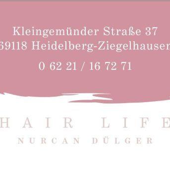 Bild der Dankstelle Hair Life Nurcan Dülger