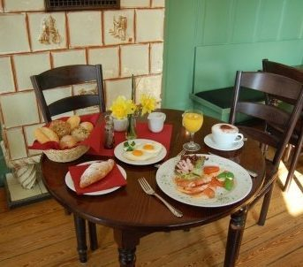 Bild der Dankstelle Restaurant und Hotel Krokodil
