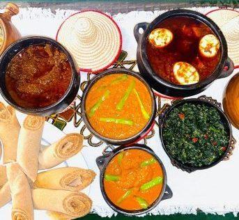 Bild der Dankstelle Restaurant Asmara im Hutzelwald