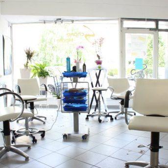 Bild der Dankstelle Salon Schöne Haare