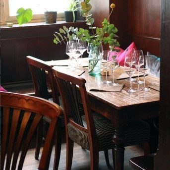 Bild der Dankstelle Café Burkardt