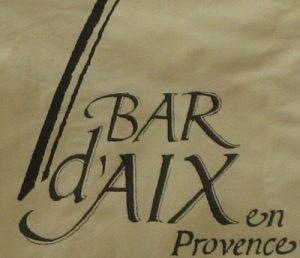 Logo der Dankstelle Bar d Aix en Provence