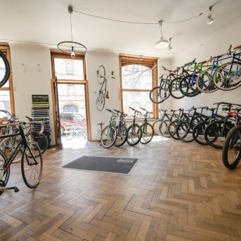 Bild der Dankstelle Der Rad Raum