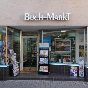 Bild der Dankstelle BUCH-MARKT