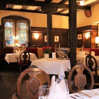 Bild der Dankstelle Restaurant Herrenmühle GmbH