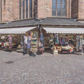 Bild der Dankstelle Mitbringsel aus Heidelberg