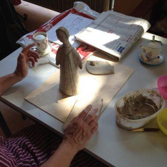 Bild der Dankstelle Ceramic-Atelier