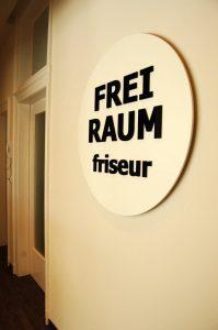 Logo der Dankstelle FREIRAUM friseur