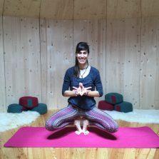 Bild der Dankstelle Yogakurse in Heidelberg Isabel González Alegría