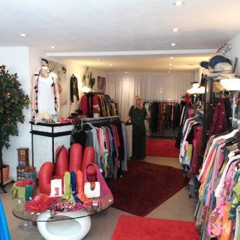 Bild der Dankstelle Boutique Blickfang