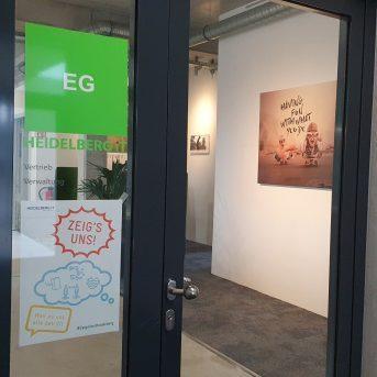 Bild der Dankstelle Heidelberg iT Management GmbH & Co. KG