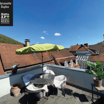 Bild der Dankstelle Heidelberg APHEARTMENTS