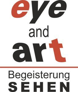 Logo der Dankstelle eye and art GmbH