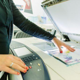 Bild der Dankstelle Baier Digitaldruck GmbH