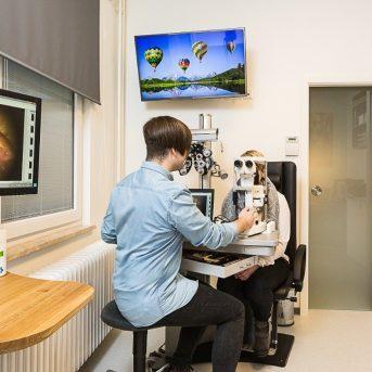 Bild der Dankstelle eye and art GmbH