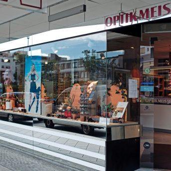 Bild der Dankstelle OPTIK MEISTER GmbH
